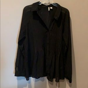 Cato xl blouse